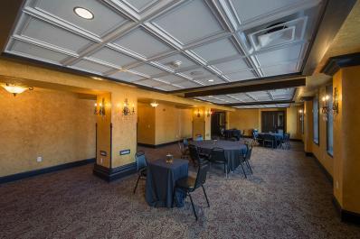 Embassy Theatre Mezzanine Lounge