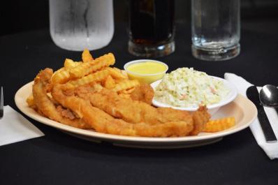 Fish Dinner: Pollack