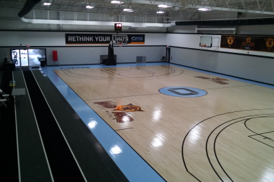 ASH Centre Basketball Court