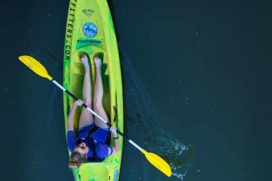 Riverfront Fort Wayne Kayak