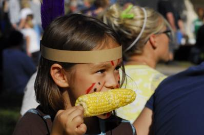 Johnny Appleseed Park - Festival Photo