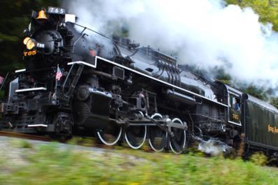 Nickel Plate Engine 765