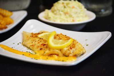 Fish Dinner: Swahi