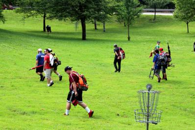 Swinney Park Disc Golf