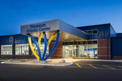 Plassman Athletic Center - Turnstone