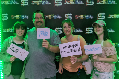 VR Escape Rooms