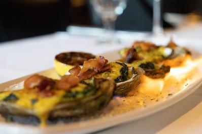 Ruth's Chris Oysters