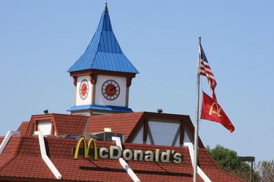 McDonald's - Frankenmuth