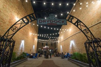 Drydock Beer Garden
