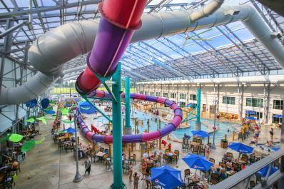 Atrium Waterpark