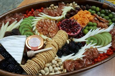Custom Cheese Platter