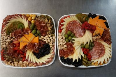 Custom Cheese Platters