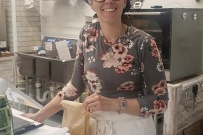 Amanda, the owner