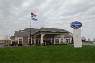 Hampton Inn -­ Birch Run / Frankenmuth Exterior