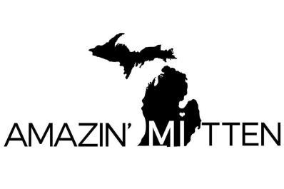 Amazin' Mitten logo