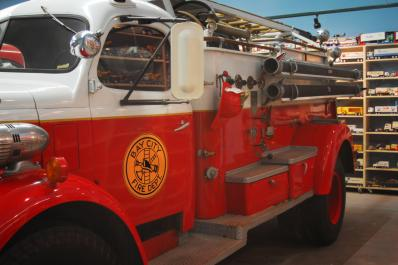 Antique Toy & Firetruck Museum