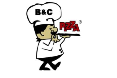 B&C Pizza logo
