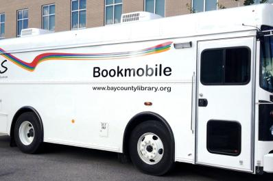 Bay County Library Bookmobile