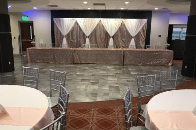 Uptown North Main Banquet Room