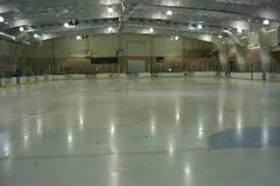 Bay County Civic Arena-Ice Rink