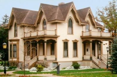 1874 Bradley Home