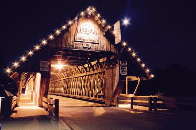 Bavarian Inn Covered Bridge
