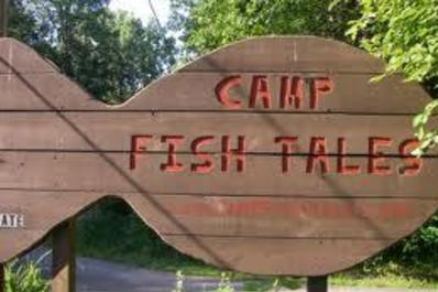 Camp Fish Tales