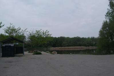 Cass Avenue Boat Launch