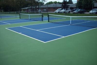 Central Park - Tennis