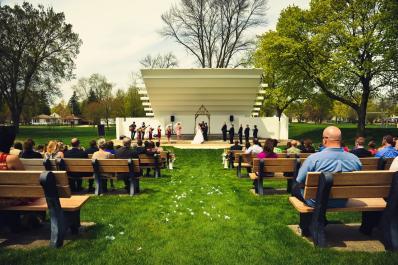 Central Park - wedding