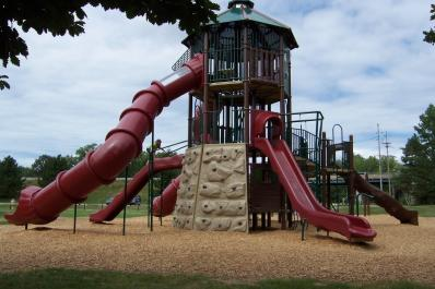 Chippewassee Park - Playscape