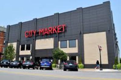 City Market Front