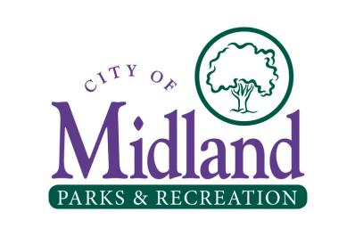 City of Midland Parks logo