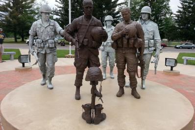 Coleman Veterans Memorial
