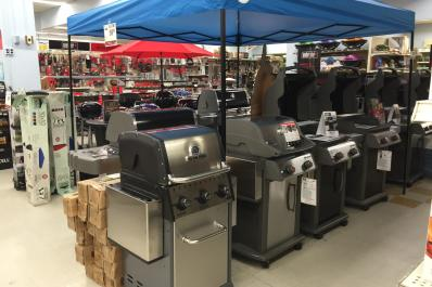 The widest, in-stock selection of Weber grills in the region!