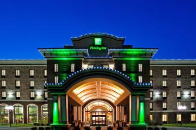 Holiday Inn-Midland nightview