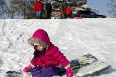 Hoyt Park sledding