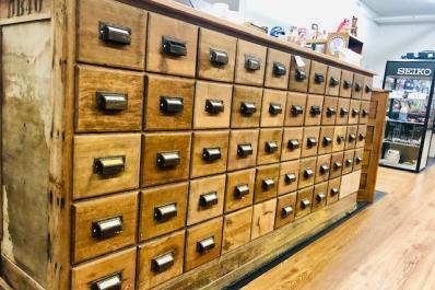 Apathocary Cabinet