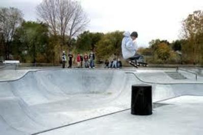 Infinity Skate Park