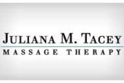 Juliana M. Tacey, Massage Therapy (Logo)
