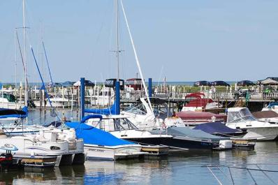 Linwood Beach Marina & Campground