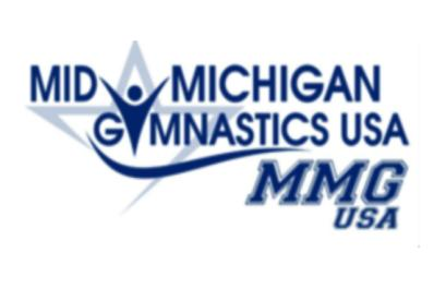 Mid MI Gymnastics logo resized