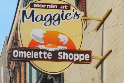 Mornin' at Maggie's