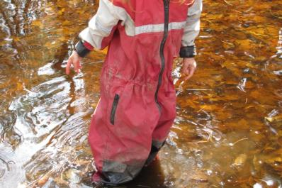 Nature Preschool experience