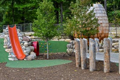 Whiting Forest Playground