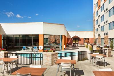 Pool Area - Exterior