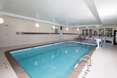 Indoor Heated Saltwater Pool