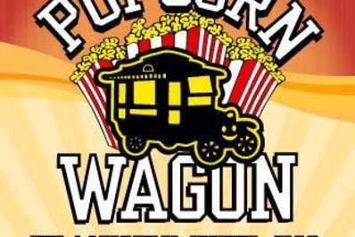 Popcorn Wagon logo