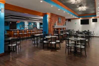 Rainmakers Bar & Grill located inside the Ramada Saginaw Hotel and Suites