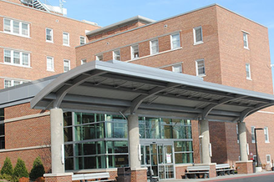 VA Medical Center Building